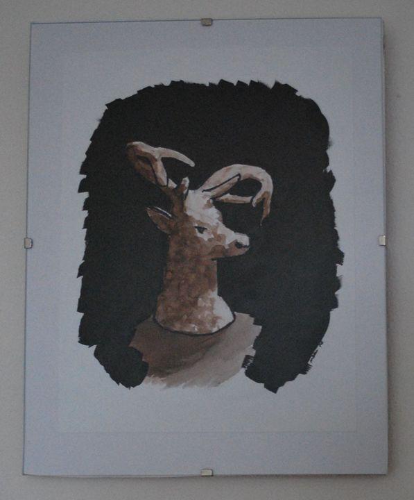 Deer - rudebird