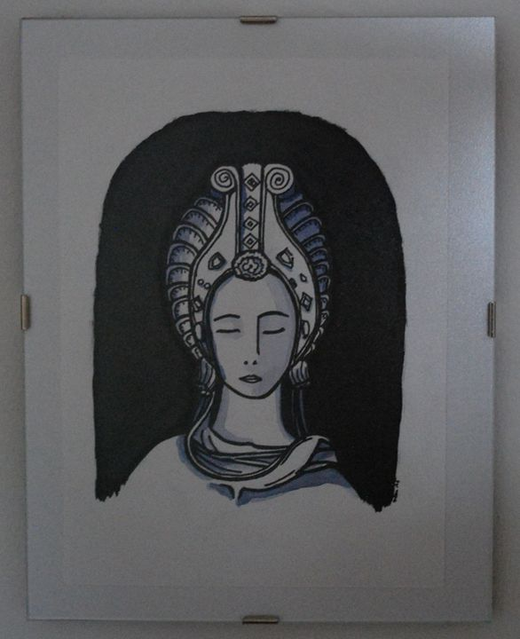 Priestess - rudebird