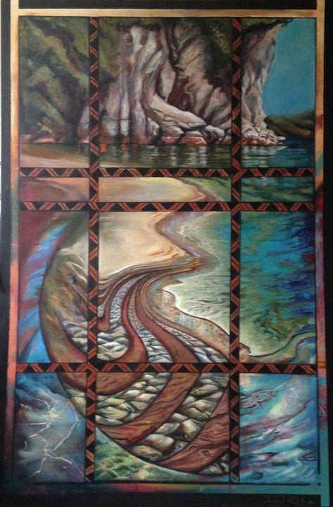 Tapestry of the coromandel - Annabel Nesbitt