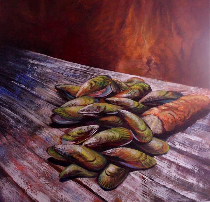 feast - Annabel Nesbitt
