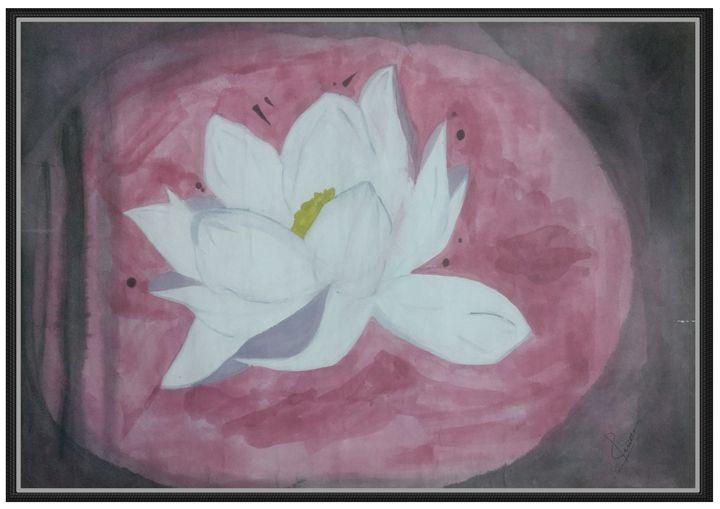 Lotus - Art & Crafts !
