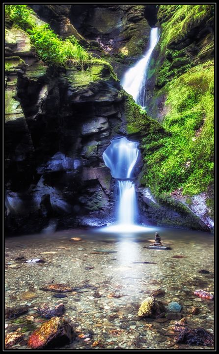 St Nectans Glen - Photography
