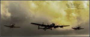 Battle of Britain Memorial flight - Photography