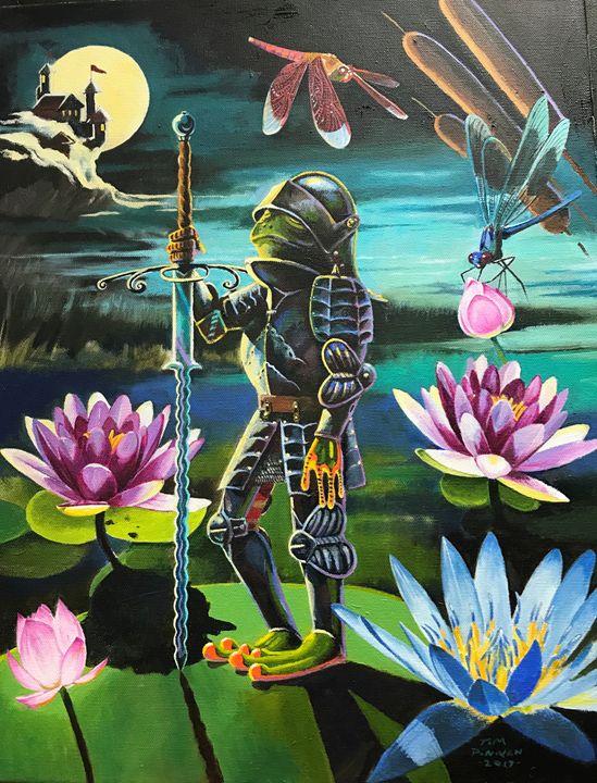 the gaurdian - tom donovan artwork