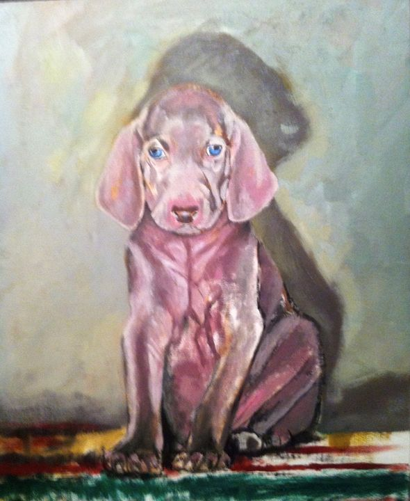 puppy - tom donovan artwork
