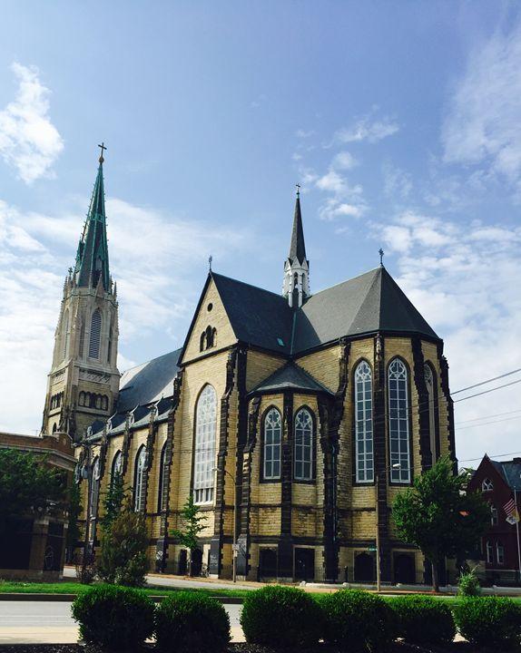 A St. Louis Church - GARCAN