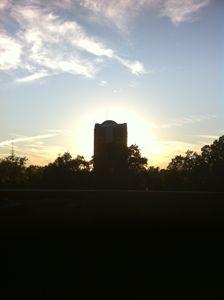 Memphis Sunrise