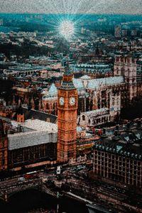 Nuclear London Blast