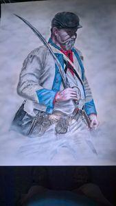 confederate soldier  1