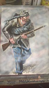 confederate soldier 2