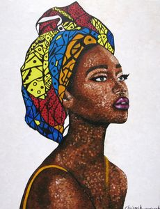 Woman from Africa #2