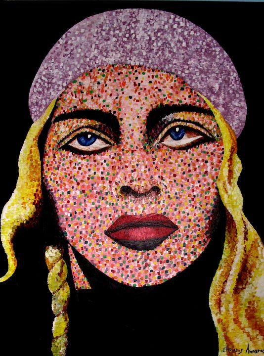 Madonna Madame X - Christos Anastasopoulos