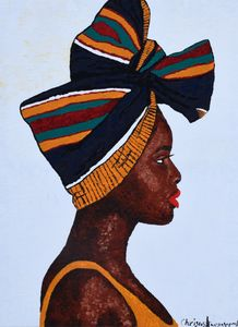 Woman from Africa #3
