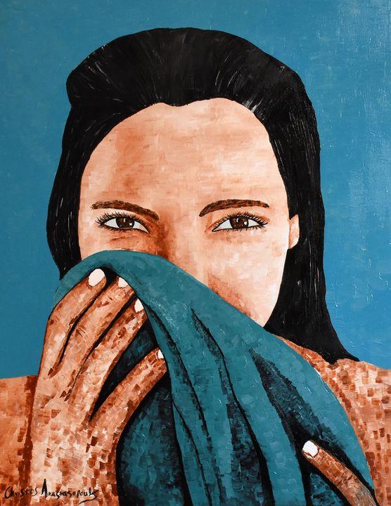 Veronica's Portrait - Christos Anastasopoulos