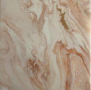Metallic Marble 12x12