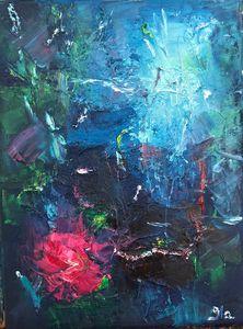 Cosmic Flowers - Ilaria Ratti Salvioni