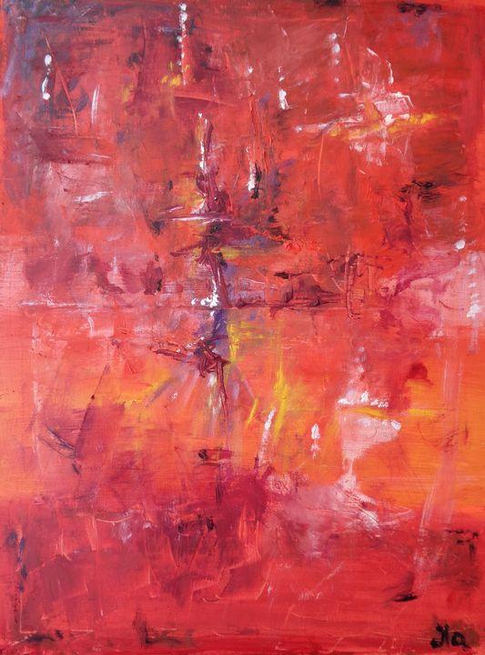 Sacred Fire - Ilaria Ratti Salvioni
