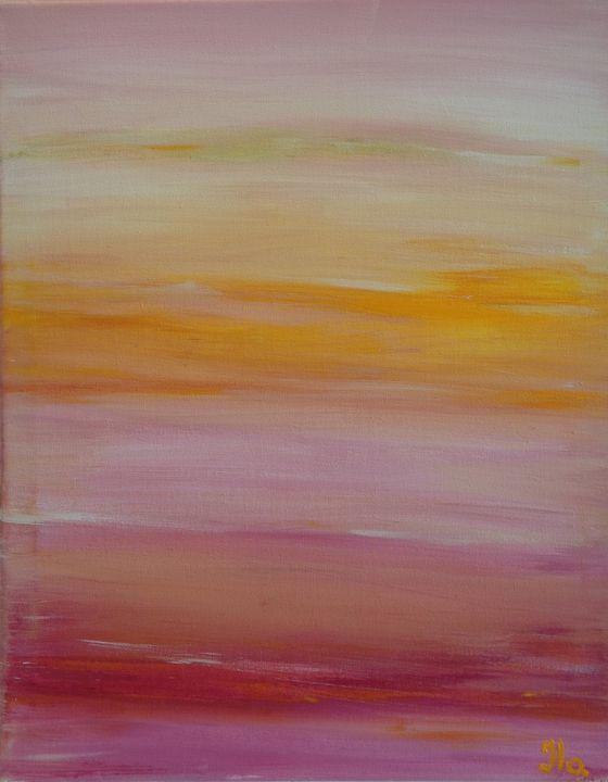 Sunset 2 - Ilaria Ratti Salvioni