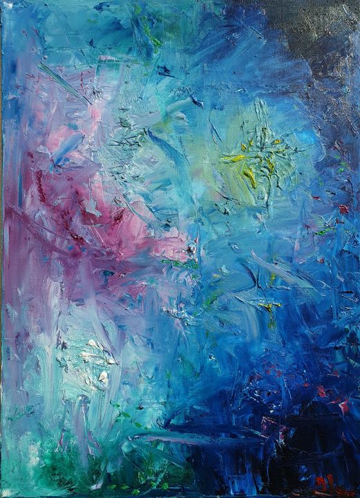 Age of Aquarius - Ilaria Ratti Salvioni