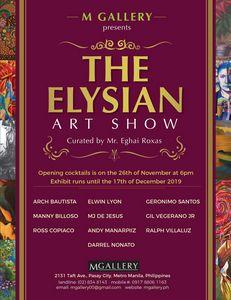 Elysian Art Show