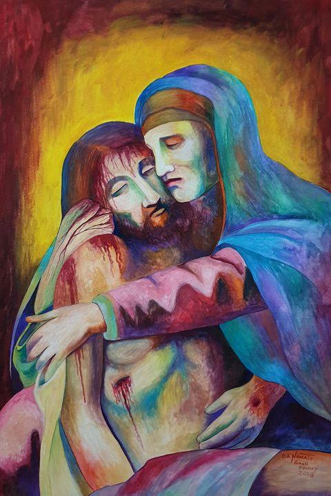 Pieta - D.A.Nonato