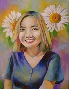 Portrait of Charlotte