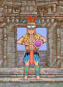 Aztec Jaguar Commander