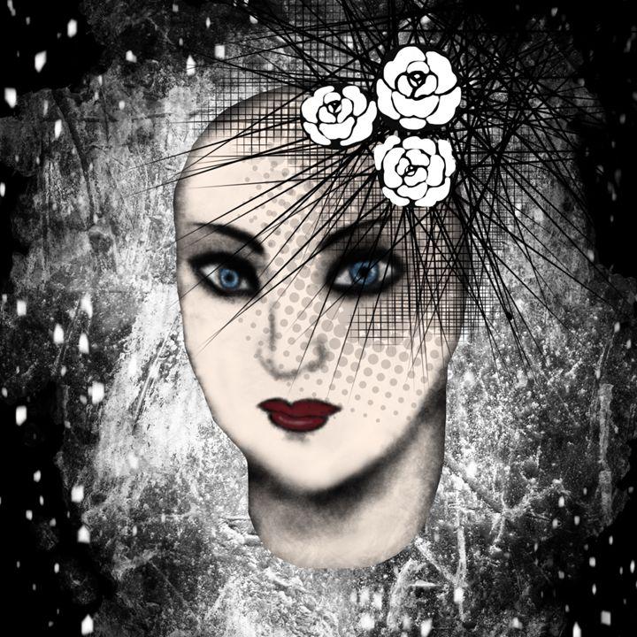 Mask - Illustrations by Mayumi Hulce