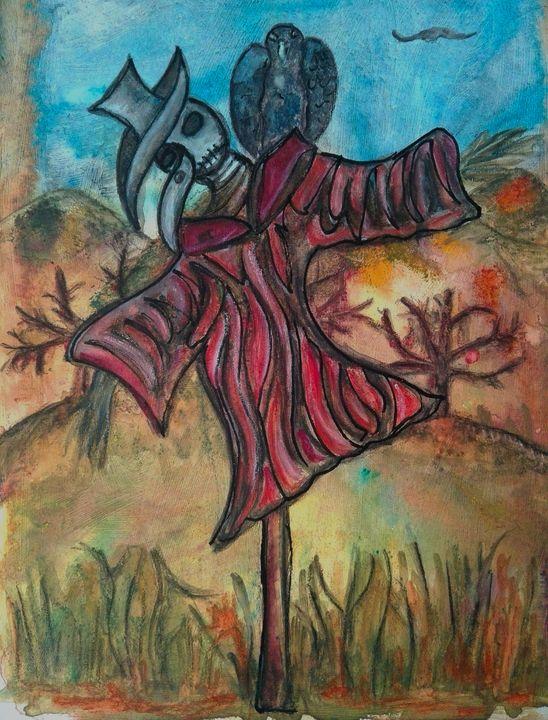 Scarecrow - mimulux patricia no