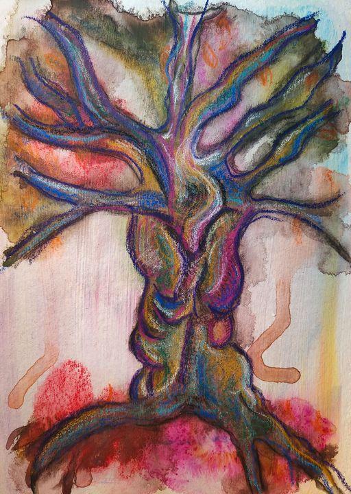 Mighty Tree - mimulux patricia no