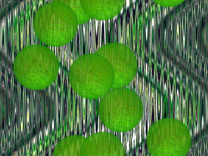 Green Matter - mimulux patricia no