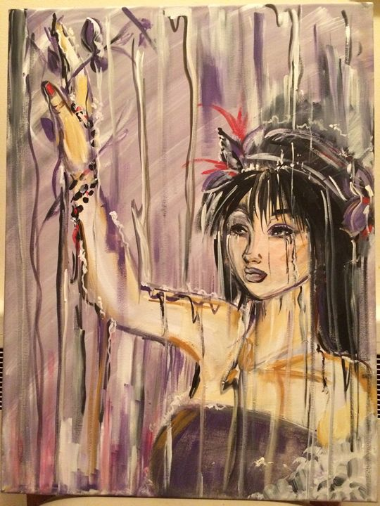 Catch me in the rain - LyraLuxury