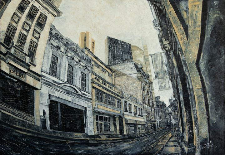 Hout St, Cape Town, South Africa - Canvas Journeys