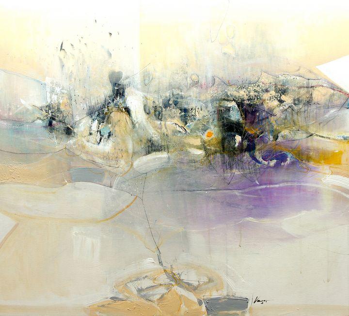 Dreaming in white - VasoArt