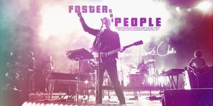 Foster The People color version