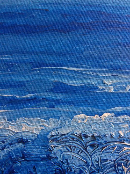 Blue sea - ARTISTRL