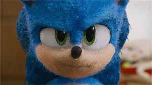 Sonic Low Poly Art.