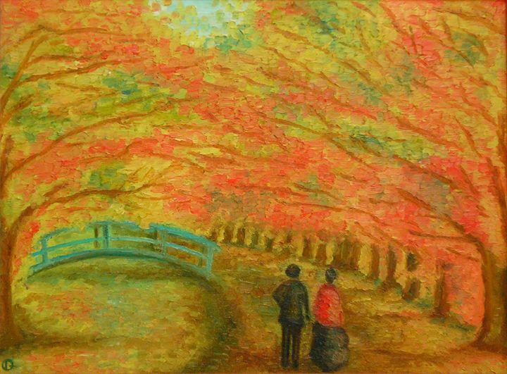 Autumn in Cambridge - Denis G.