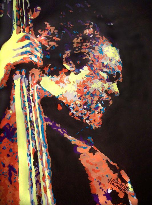 Mingus - Sean Haynes