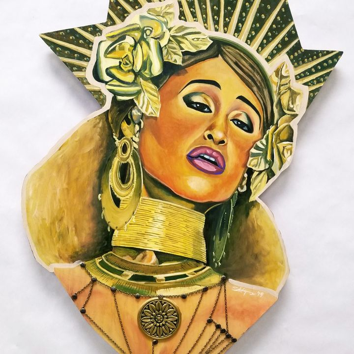 Oshun:Goddess of Love (Phylis Hyman) - Sean Haynes
