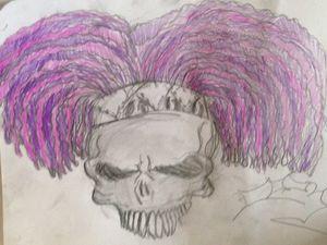 DreadFULL skull
