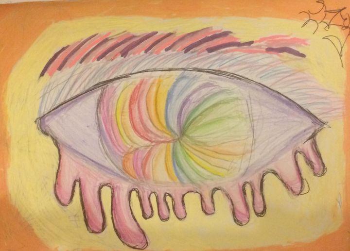 Hippy drippy - Cody's doodles