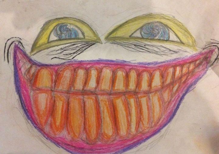 Happy Larry - Cody's doodles