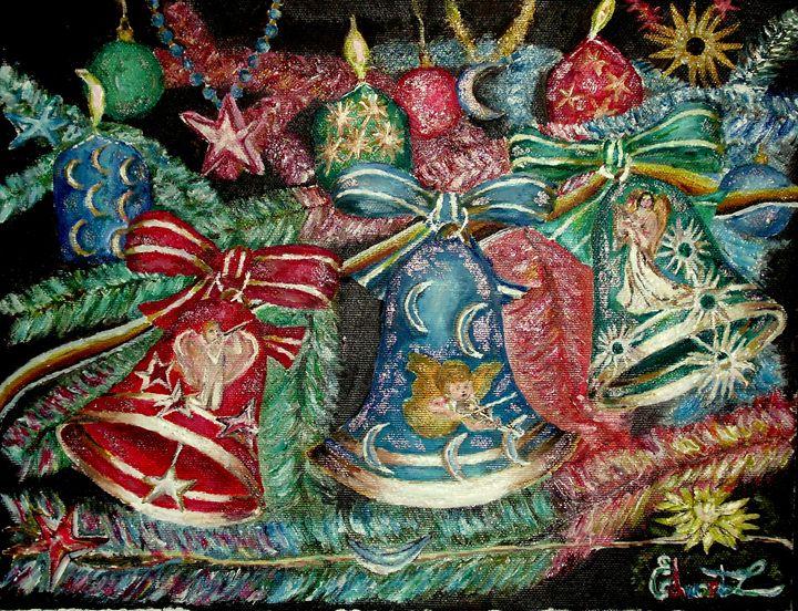 The Three Magic Bells of Christmas - Edward Lighthouse