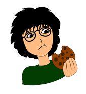 Weird Cookie