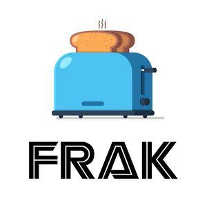 Frak! A Toaster!