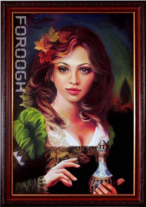 barmaid - Foroogh