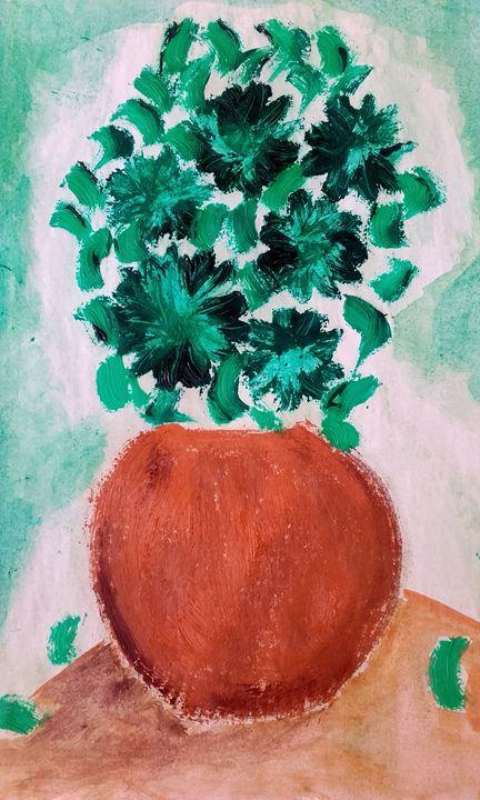 watercolour flowers8 - mihaela ionita