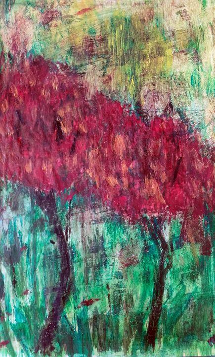 the autumn - mihaela ionita