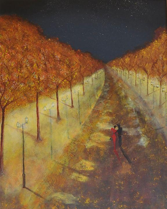 artforsalercbenson.com (Lovers Walk) - artforsalercbenson.com